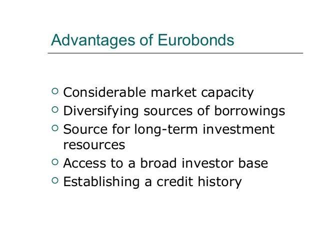Eurobonds Definition Eurobonds Vs Foreign Bonds Market Issues Advantages  Rates Eurobonds Tax
