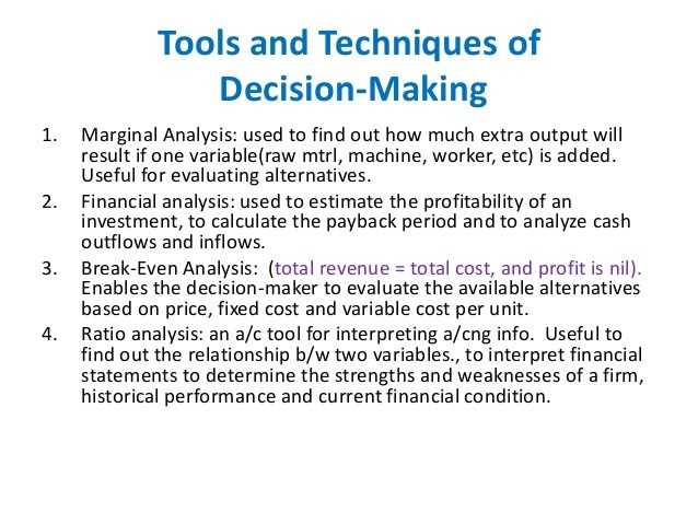 an analysis of motivational techniques in achieving higher results in terms of production By defining our objective for economic analysis in terms of achieve the same result does rise is a result not of the production activities.