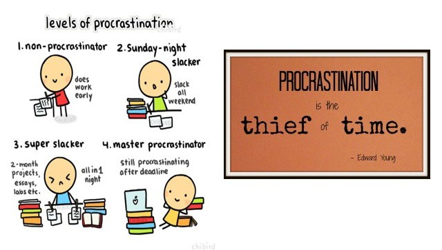 procrastination speech