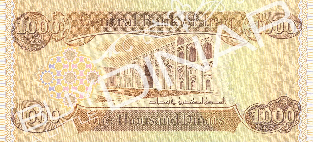 Iraqi Dinar Investment