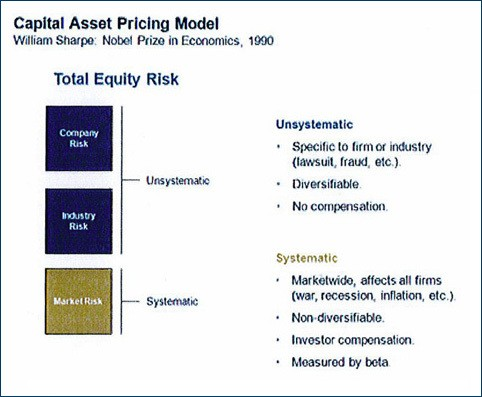capital asset pricing and discounted price flow Computing the cost of equity – the capital asset pricing model (capm) the cost of equity, ke, comes from the capm what investors expect to earn on their investment in the stock.