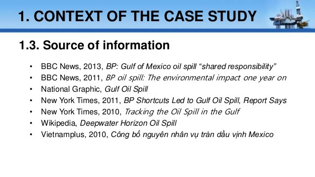 ethical report of bp Business ethics governance the gulf of mexico three years after bp oil a recent report by the group found that the three-year-old spill is still having a.